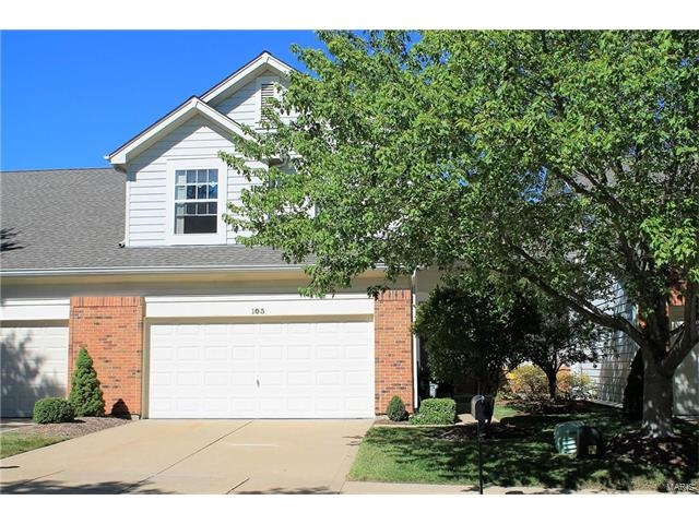 103 Chesterfield Bluffs Drive, Chesterfield, MO 63005
