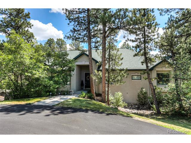 4528 Silver Bell Circle, Castle Rock, CO 80108
