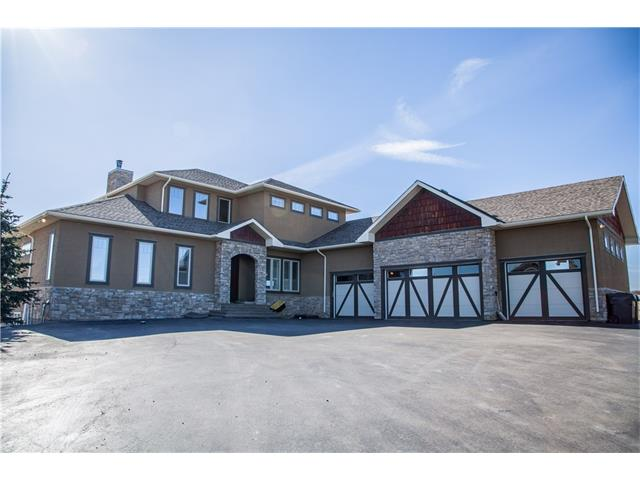 270075 HORSE CREEK Road, Rural Rocky View County, AB T4C 1A1