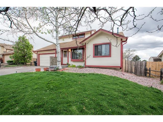 7433 Liberty Bell Drive, Colorado Springs, CO 80920