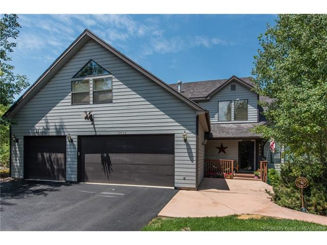 8829 N Lone Pine Court, Park City, UT 84098