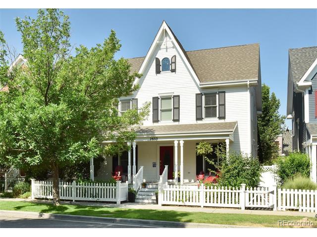 2833 Spruce Street, Denver, CO 80238