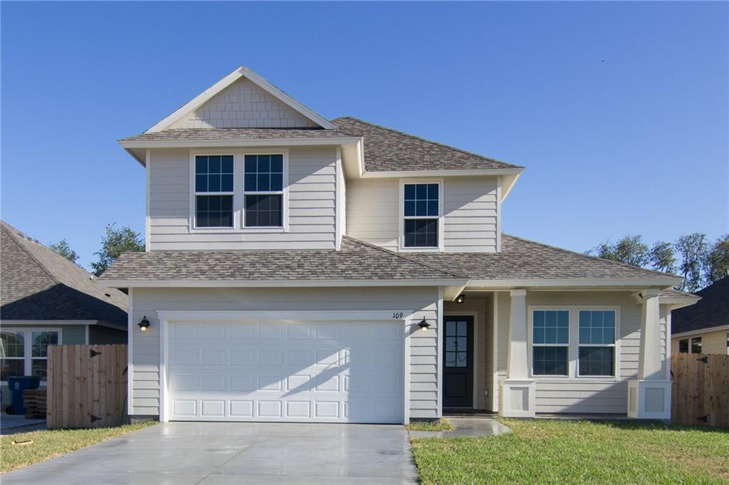 109 Shadow Moss Ln, Rockport, TX 78382