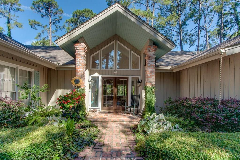 55 Saw Timber DRIVE, Hilton Head Island, SC 29926