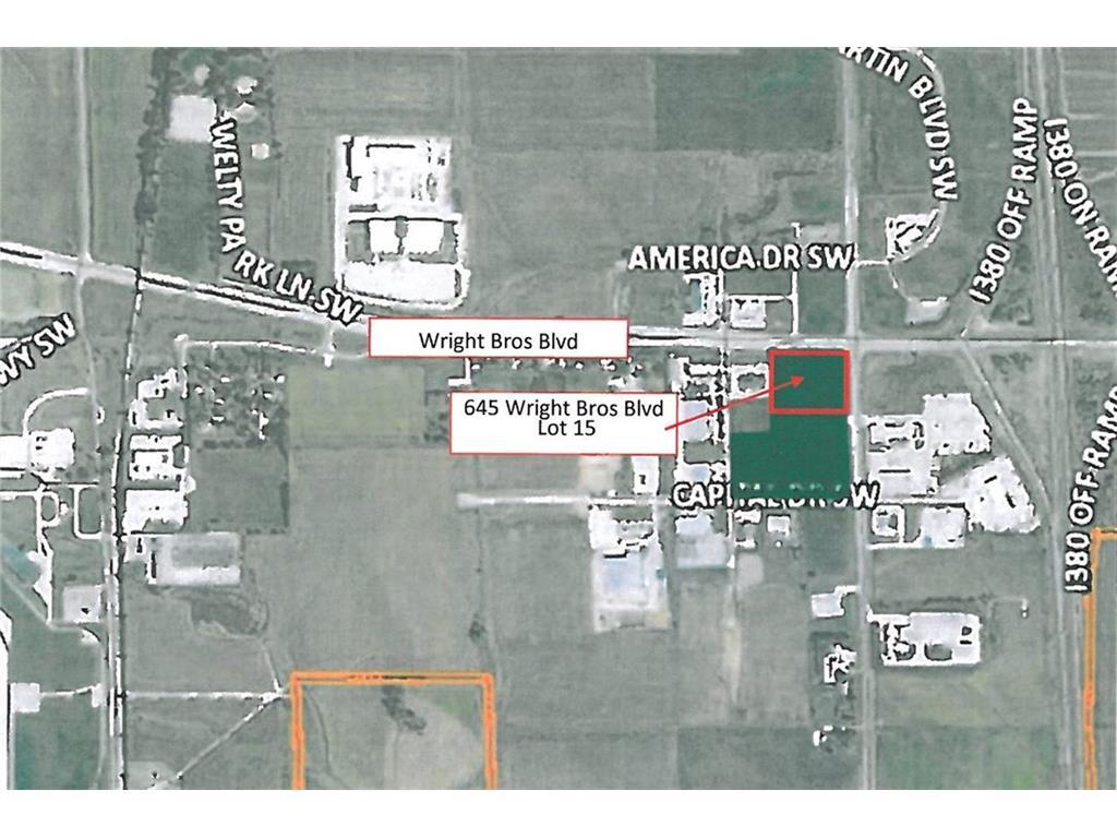 645 WRIGHT BROTHERS Boulevard SW, Cedar Rapids, IA 52404