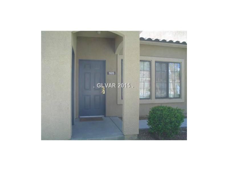 2060 RANCHO LAKE Drive 105, Las Vegas, NV 89108