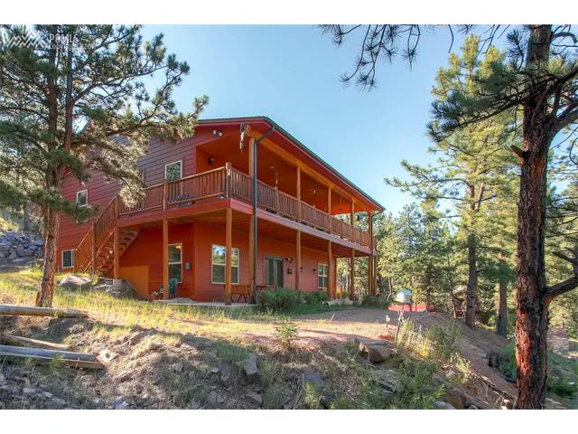 356 N Vermillion Road, Lake George, CO 80127