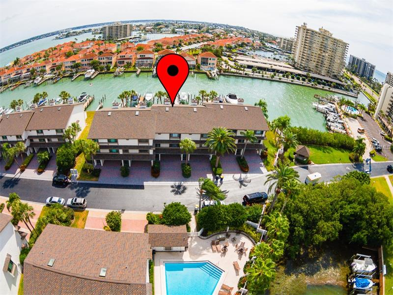 107 MARINA DEL REY COURT, CLEARWATER BEACH, FL 33767