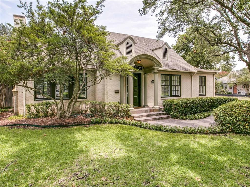 4344 Fairfax Avenue, Highland Park, TX 75205