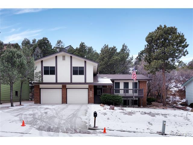 6220 Garlock Way, Colorado Springs, CO 80918