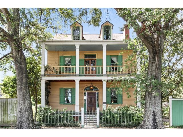 Garden District New Orleans La Real Estate 750k 1m
