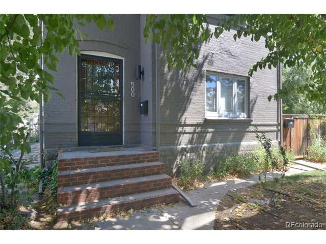 500 Washington Street, Denver, CO 80203