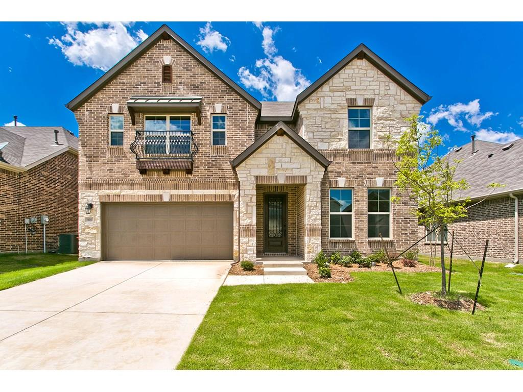 908 Mist Flower Drive, Little Elm, TX 75068
