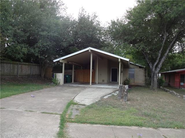 805 Audrey Dr, Austin, TX 78704