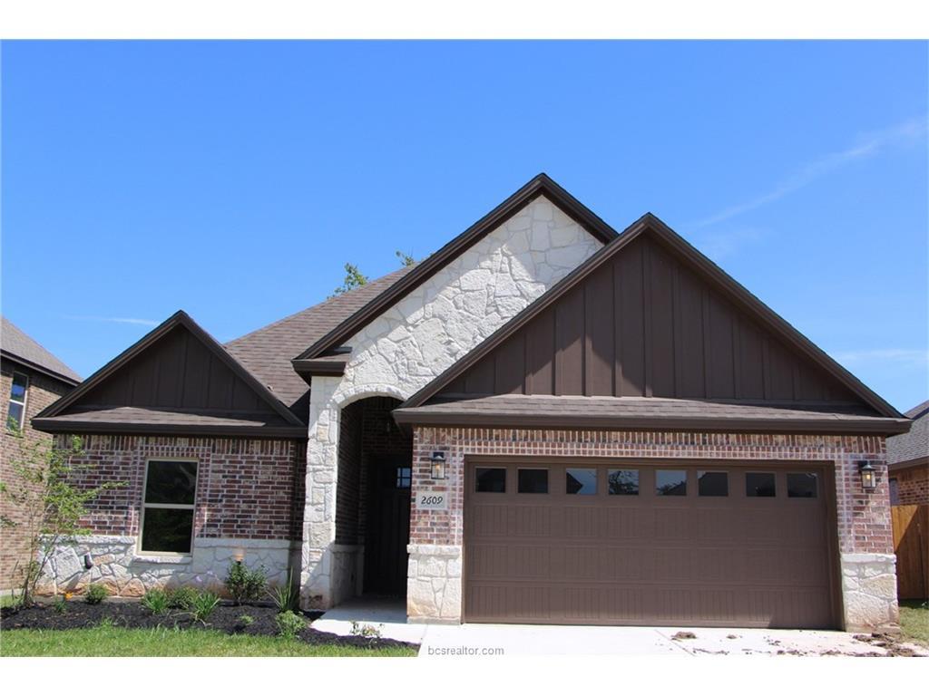 2609 Warkworth Lane, College Station, TX 77845