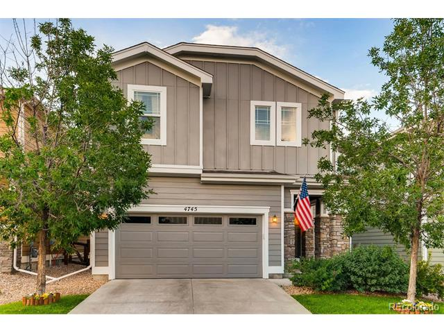 4745 S Picadilly Court, Aurora, CO 80015
