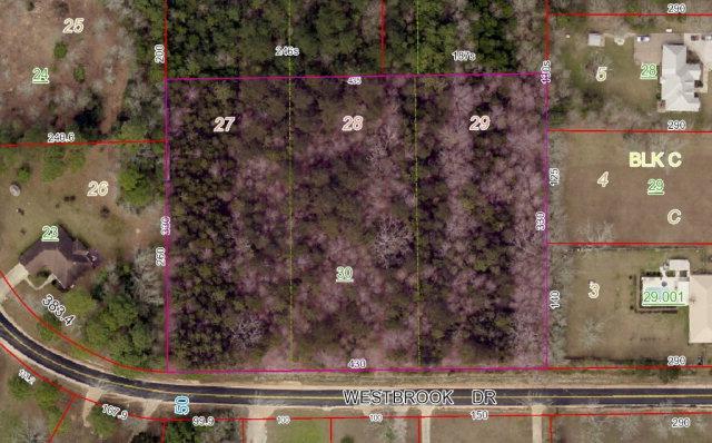 Westbrook Dr, Magnolia Springs, AL 36555