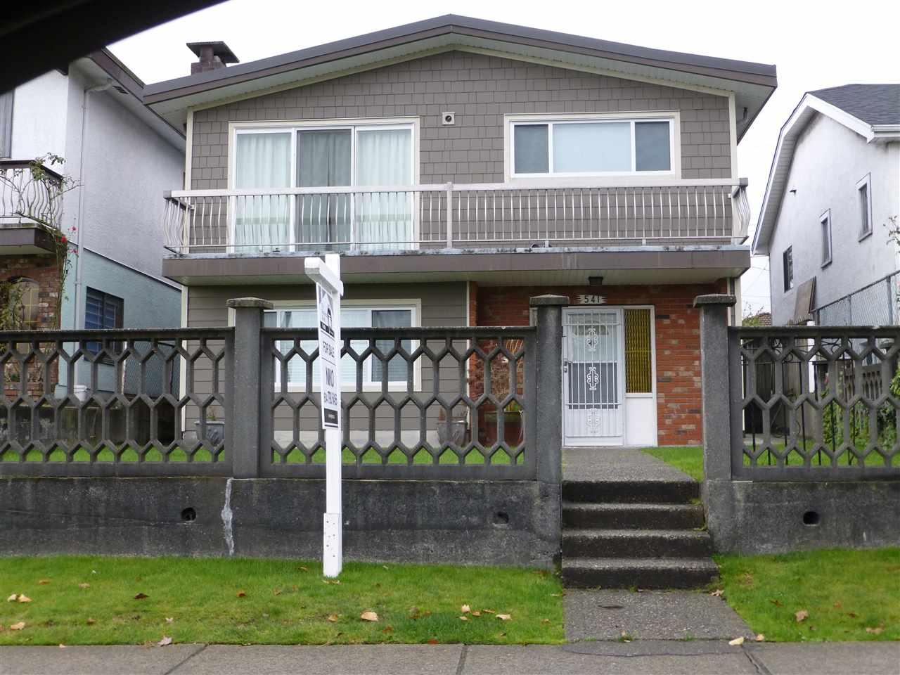 541 RENFREW STREET, Vancouver, BC V5K 4B2