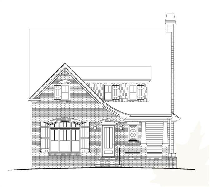 1876 Keswick Lane, Atlanta, GA 30341