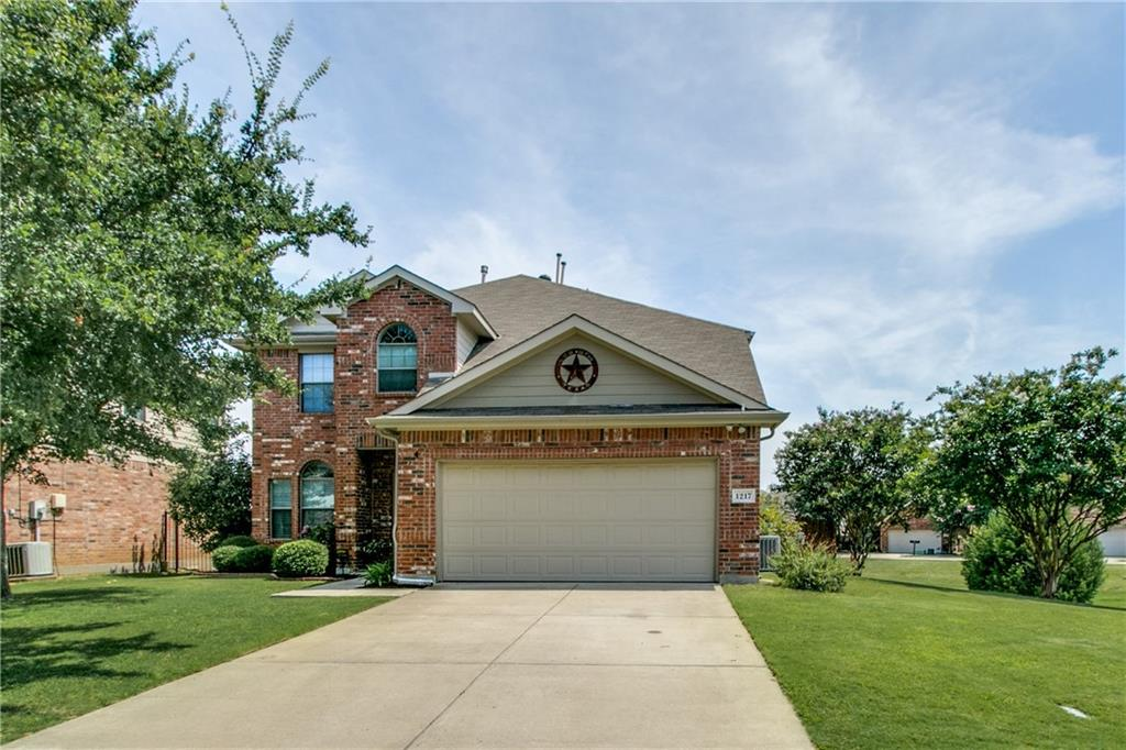1217 Shamrock Drive, Flower Mound, TX 75028