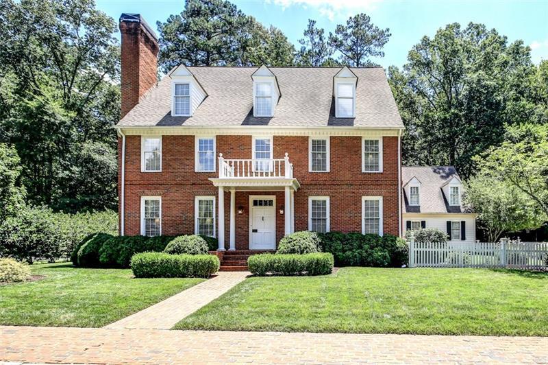 5 NW Albemarle Drive, Atlanta, GA 30327