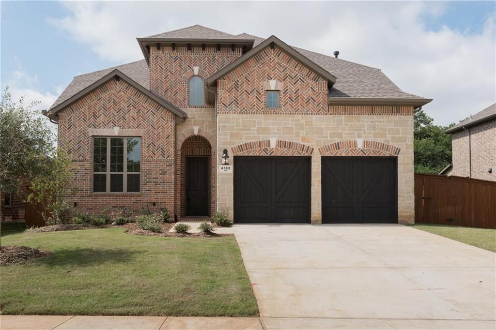 4362 Vineyard Creek Drive, Grapevine, TX 76051