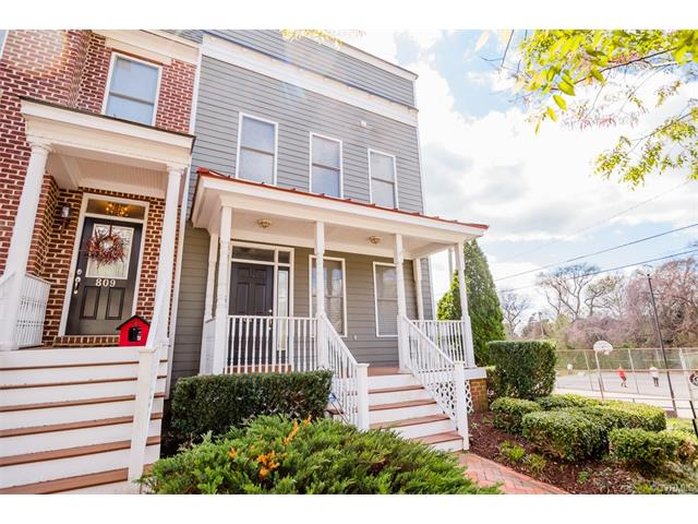 811 Holly Street 811, Richmond, VA 23220