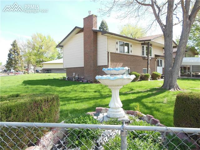 531 Bickley Circle, Colorado Springs, CO 80911