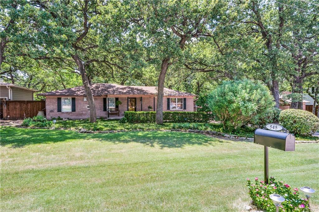 545 Oak Grove Lane, Coppell, TX 75019