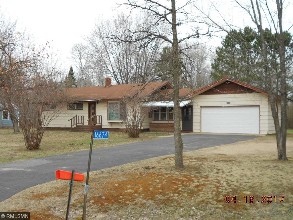 16674 Lake View Street, Greenway Twp, MN 55775