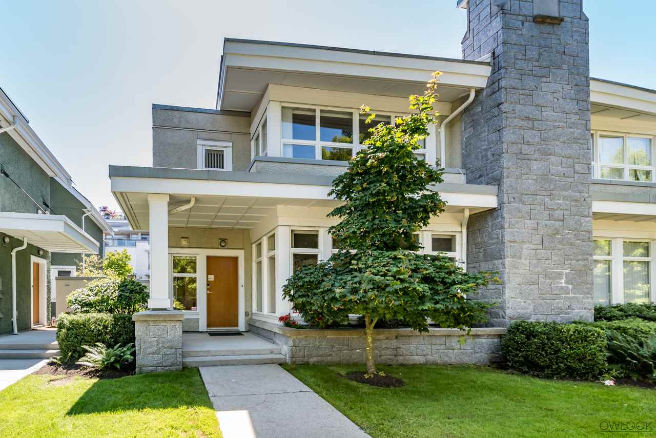 6012 CHANCELLOR BOULEVARD, Vancouver, BC V6T 1E7