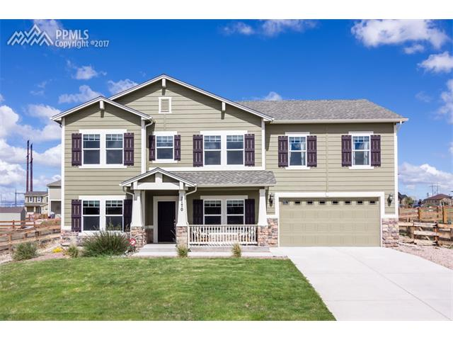7170 Honeycomb Drive, Peyton, CO 80831