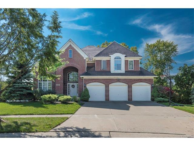 24246 Thatcher Ct, Novi, MI 48375