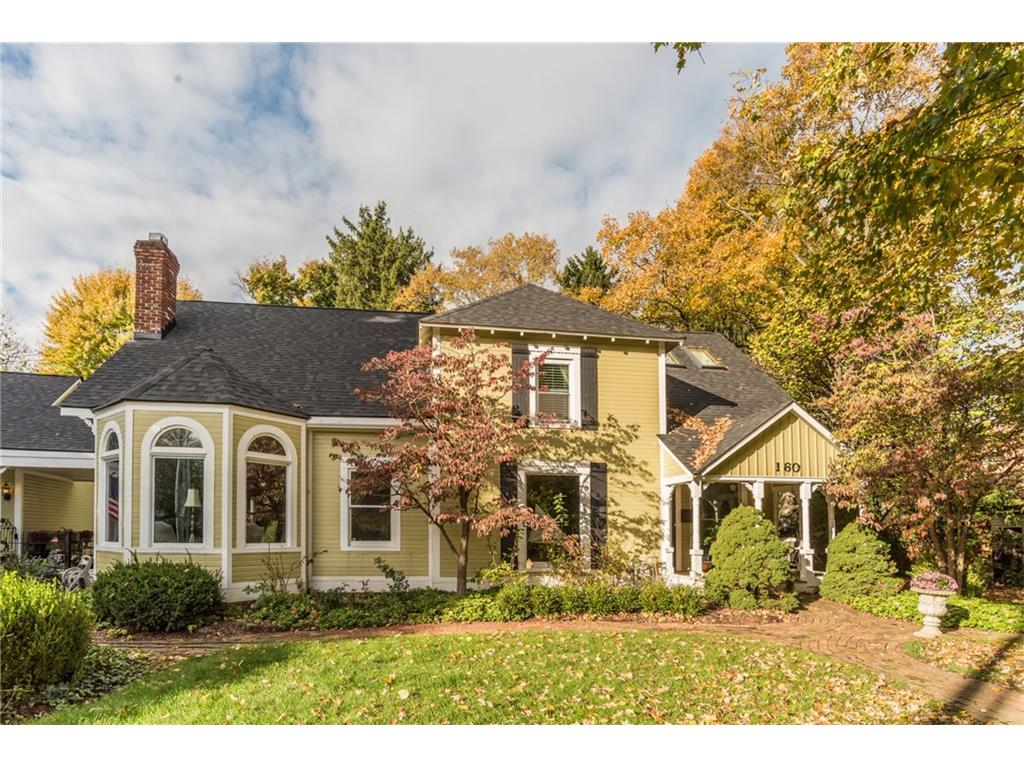 160 E Willow Street, Zionsville, IN 46077