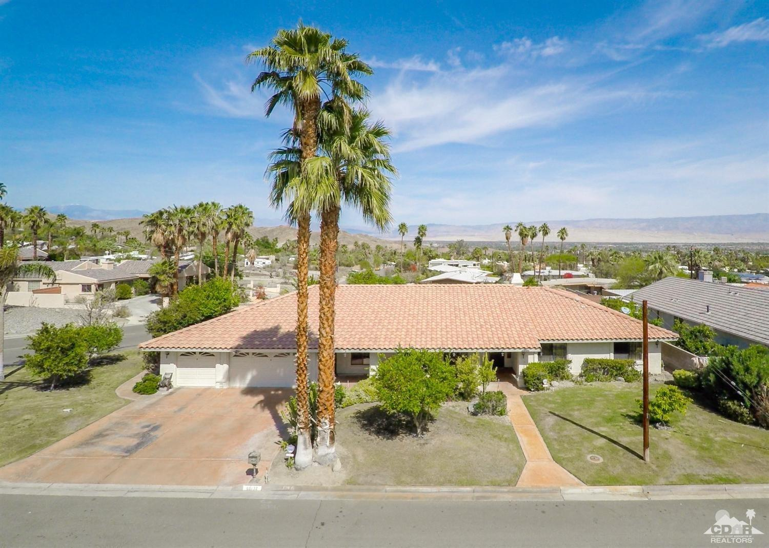 68132 Valley Vista Drive, Cathedral City, CA 92234