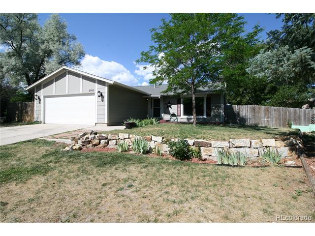 2960 Banderas Lane, Colorado Springs, CO 80917