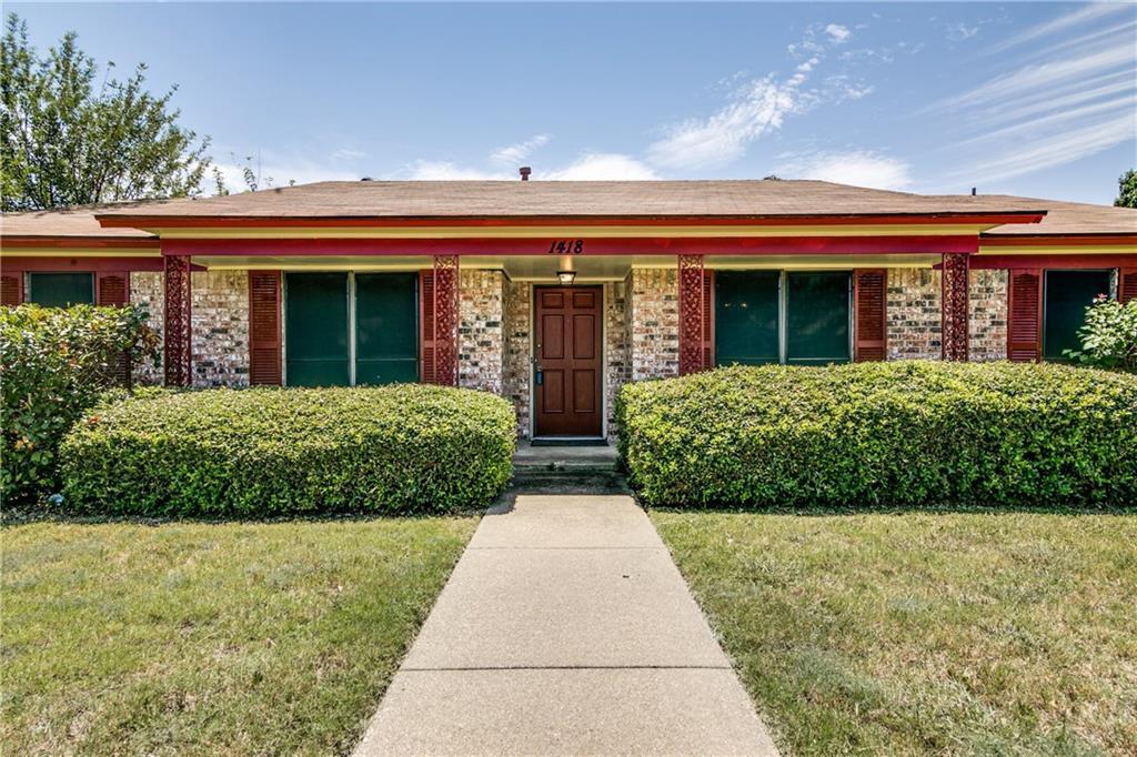 1418 Guildford Street, Garland, TX 75044