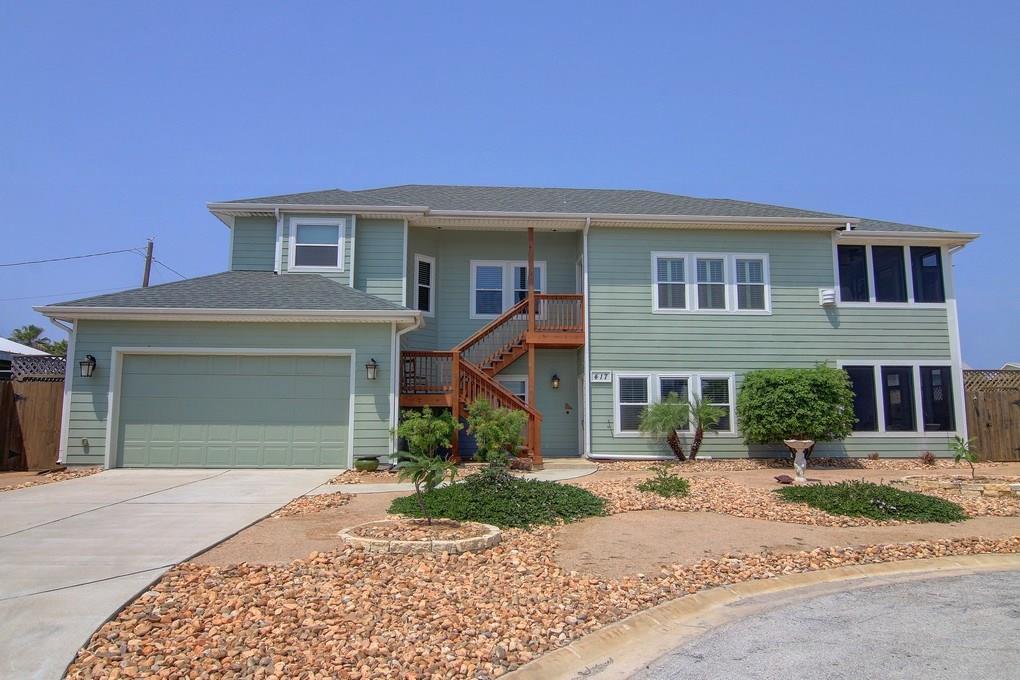 417 Abby Lane, Port Aransas, TX 78373