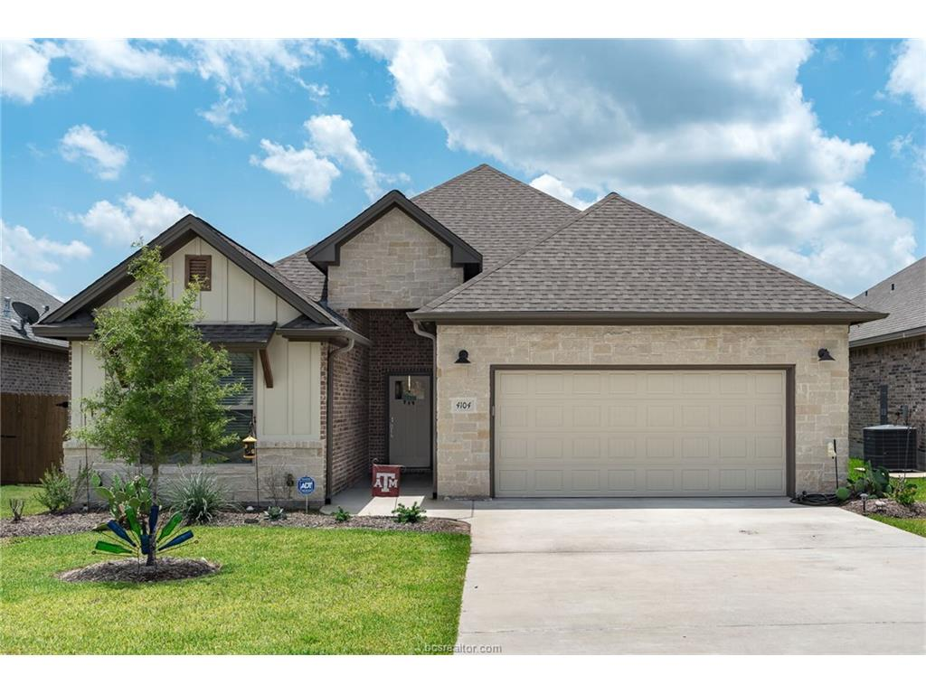 4104 SHALLOW CREEK Loop, College Station, TX 77845