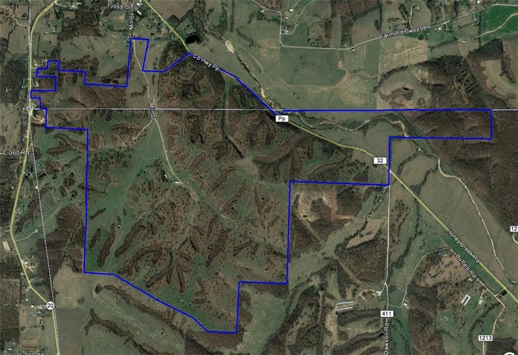 Honey Creek RD, Gravette, AR 72736