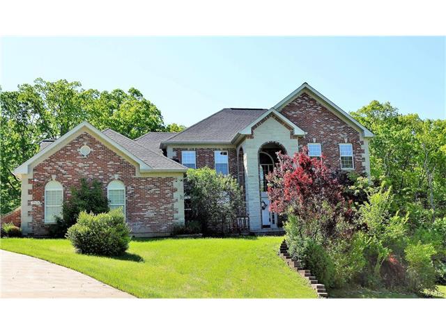 18474 Hollow Hills Drive, Wildwood, MO 63069