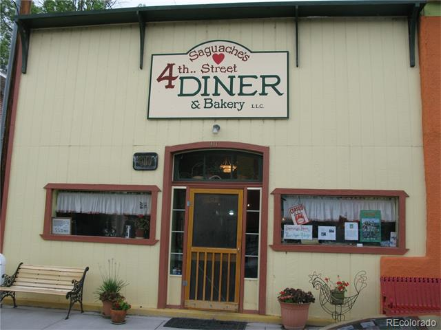 411 4th Street, Saguache, CO 81149