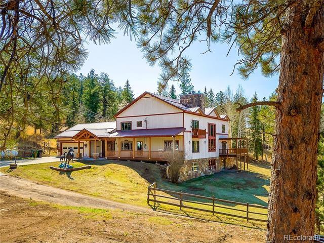31301 Red Hawk Trail, Conifer, CO 80433