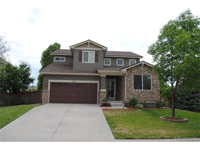 511 Gardner Street, Castle Rock, CO 80104