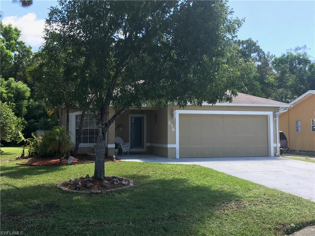236 Benson ST, NAPLES, FL 34113
