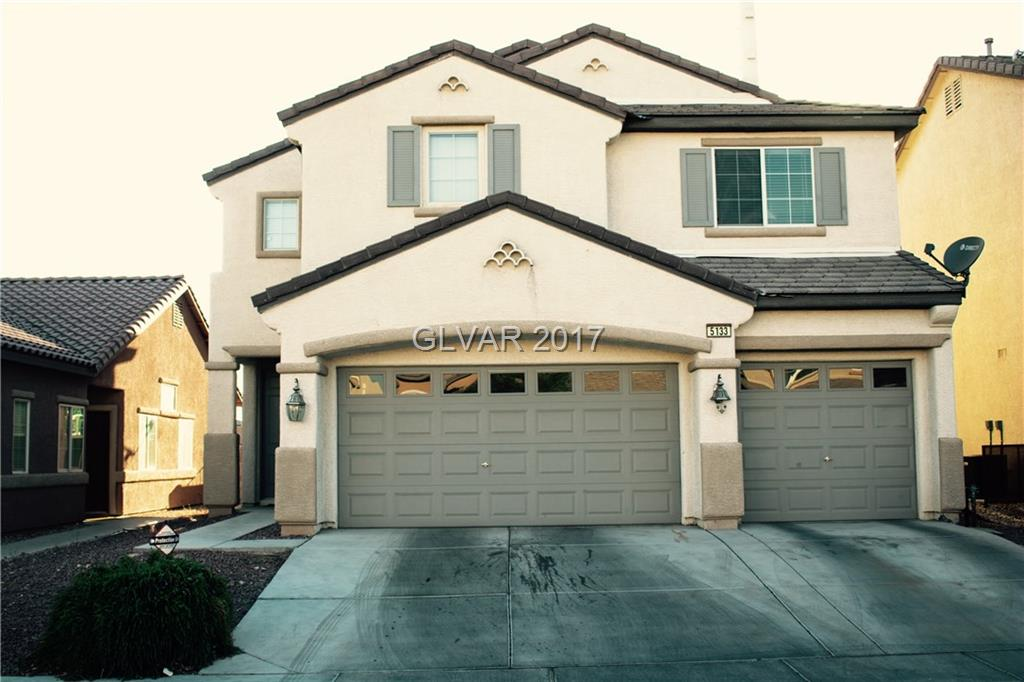 5133 BLUE ROSE Street, North Las Vegas, NV 89081