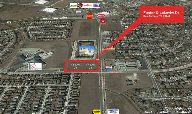 5121 N Foster Rd, San Antonio, TX 78244