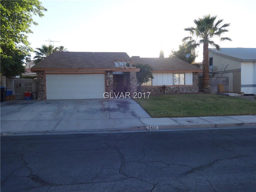 2422 LA CASA Drive, Henderson, NV 89014