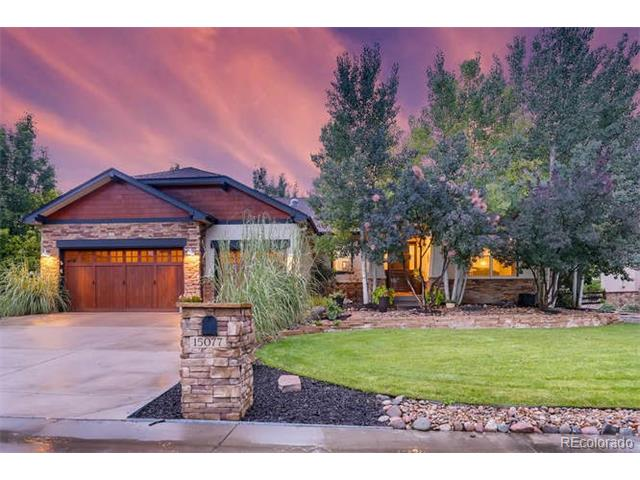 15077 W 54th Drive, Golden, CO 80403