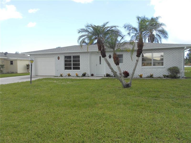 38 OAKLAND HILLS COURT, ROTONDA WEST, FL 33947